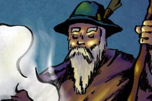 Comic und Cartoon Kolorierung