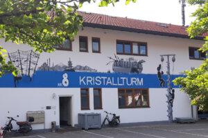 KristallTurm Firmensitz